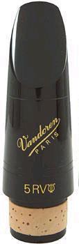 【60mlマウスピースクリーナー付】【Vandoren(バンドレン)B♭クラリネットマウスピース】5RV−L