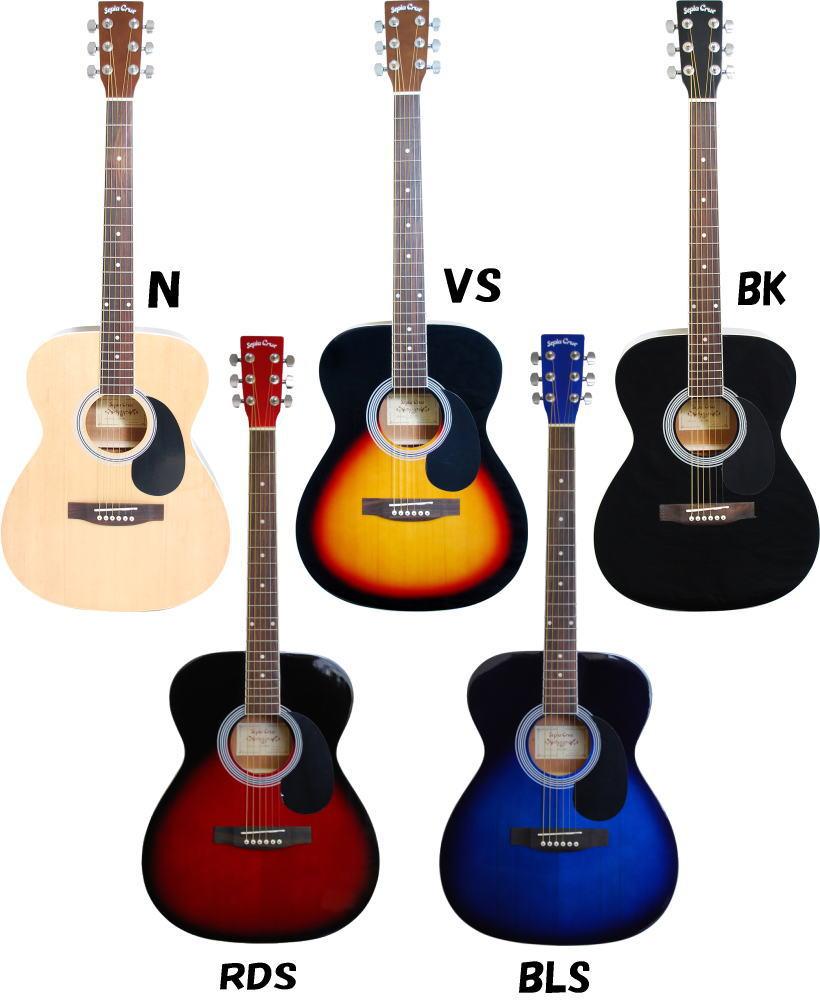 ギター, アコースティックギター SepiaCrueFG10