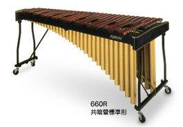 【代金引換不可】【打楽器・コンサートパーカッション】【KOROGI(コオロギ)教育用マリンバ】660R