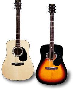 【S.Yairi】【オール単板モデル】 アコースティックギター YDT18