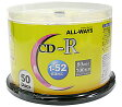 GOOD-J CD-R ALCR52X50PW50枚入りスピンドル ALL-WAYS