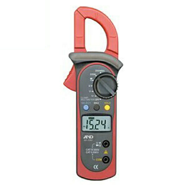 エー・アンド・デイクランプメーター交流電流測定AD-5585測定計測器具A&D