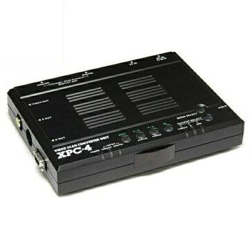 【送料無料】マイコンソフト フルデジタル・ビデオスキャンコンバーター・ユニット XPC-4 N DP3913546 電波新聞社
