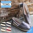 TOMS トムス シューズ Stripe Men's University Classics [100054] 【 メンズ トムズ クラシック スリッポン ブラック ネイビー キャンバス ボーダー 靴 2016 16 SS 】 【 日本正規販売店 】