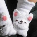 【立体ベビー靴下】うさぎさんがキュートでかわいい♪ラビット型ソックス!