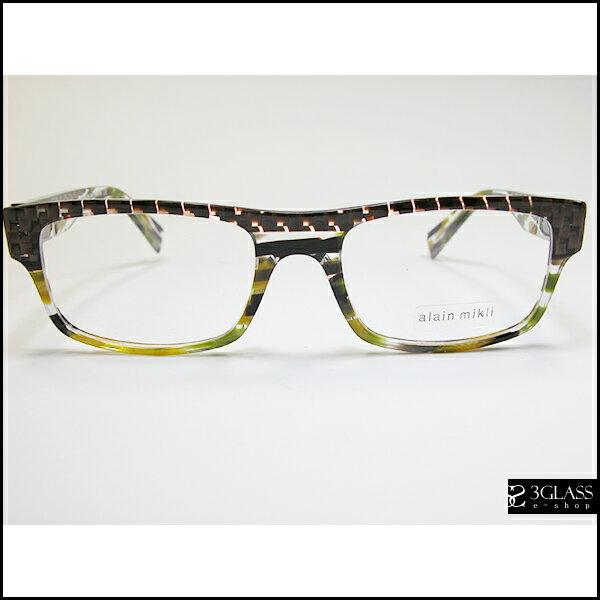 alain mikli アランミクリAO1251 カラーB0G5 ao1251-b0g5 メンズ メガネ サングラス 眼鏡