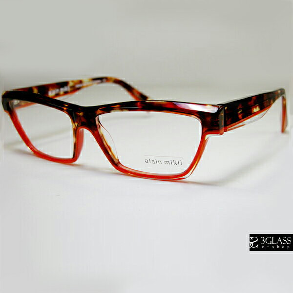 alain mikli アランミクリ メガネ アペサンター AO3045 カラーMC026(正規品)【楽ギフ_包装】 メンズ メガネ サングラス 眼鏡:3Glass・e−shop