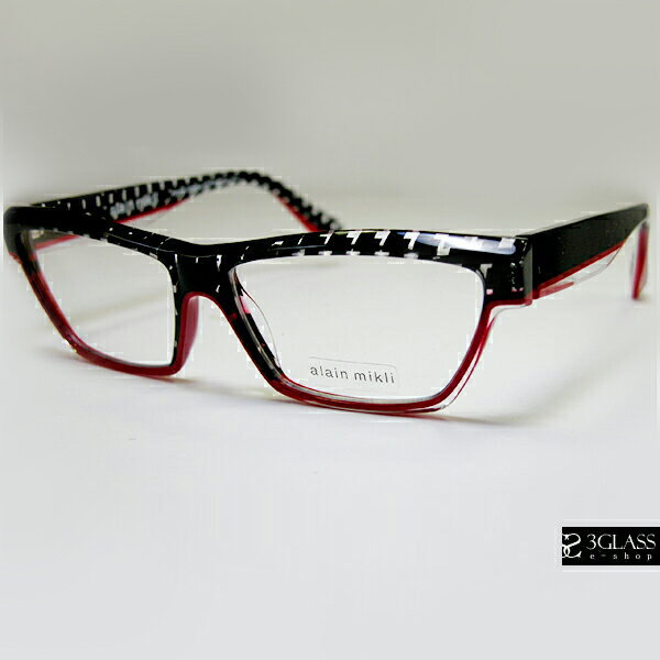 alain mikli アランミクリ メガネ アペサンター AO3045 カラーMC027(正規品)【楽ギフ_包装】 メンズ メガネ サングラス 眼鏡:3Glass・e−shop