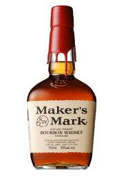 メーカーズマーク レッドトップ 45度 750ml バーボン ウイスキー