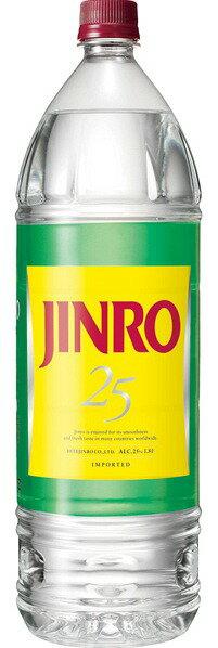焼酎, その他  JINRO PET 25 1800ml