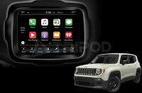 【TP-AUXMJ】2018y〜新型グランドチェロキー・レネゲード外部入力キット(AppleCarPlay搭載車)