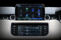 【RRS-F1D-CL】14y〜16yLandRover/RANGEROVERSPORTPanasonicCN-F1D専用取付けキット