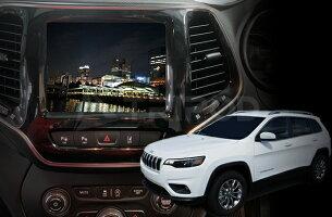 2019y新型チェロキー2018y〜グランドチェロキー・レネゲード・コンパス外部入力キット(AppleCarPlay搭載車)