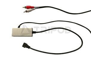 【BP-UAA】USB-AUXオーディオアダプター