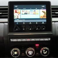 ELA-X1・VISITルノーキャプチャー/ルーテシア車載エンターテイメントボックス、純正AppleCarPlay搭載車両で動画アプリの再生が可能となります。