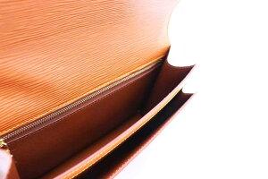 超美品LOUISVUITTONルイヴィトンポシェットセリエドラゴンヌセカンドバッグM52618エピ【本物保証】【中古】