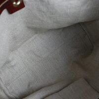 美品 GUCCI グッチ マラケッシュ トートバッグ 257023 レザー ブラウン系【本物保証】【中古】