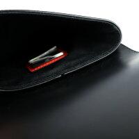 超美品 Christian Louboutin クリスチャンルブタン Benech Reporter  ショルダーバッグ 1165000 レザー ブラック【本物保証】【中古】