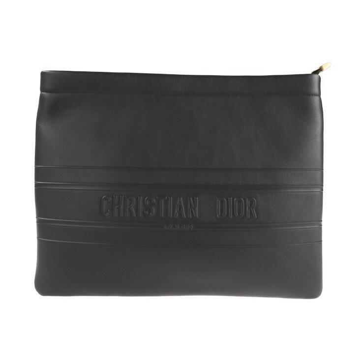 レディースバッグ, クラッチバッグ・セカンドバッグ  Christian Dior STRIPE POUCH S5543CGSB