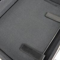 LOUIS VUITTON ルイ ヴィトン スティーブ ダミエ グラフィット ビジネスバッグ N58030 PVC レザー グレー ブラック 2WAY ブリーフケース PCケース【本物保証】【中古】