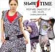 SHOOWTIME【ショウタイム】豹柄ノースリーブセットアップダンス 衣装 ヒップホップ ダンス衣装 ダンス ウェア B系 ファッション メンズ レディース ヒップホップ ストリート系