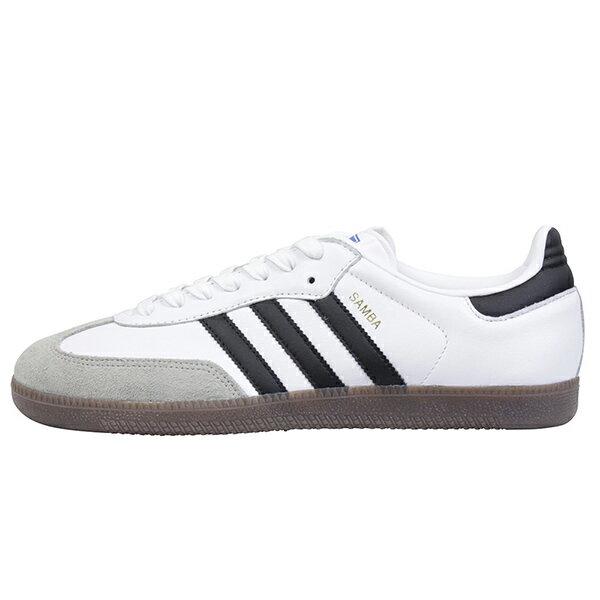 メンズ靴, スニーカー adidas SAMBA WHITEBLACK BZ0057