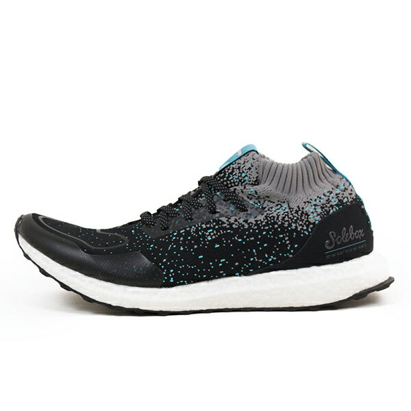 メンズ靴, スニーカー adidas CONSORTIUM x PACKER SHOES SOLEBOX ULTRA BOOST MID S.E. BLACKBLUE CM7882
