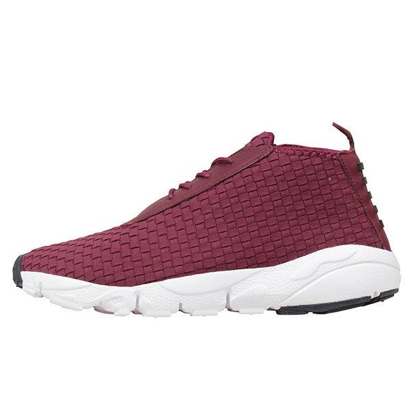 メンズ靴, スニーカー NIKE AIR FOOTSCAPE DESERT CHUKKA QS BURGUNDY NIKE LAB HTM ACG 637162-600