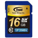 TEAMSD������16GBclass10����20MB/��SDHCTG016G0SD28K