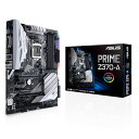ASUSTeK PRIME Z370-A デュアルM.2、Intel Optaneメモリー対応で豊富...