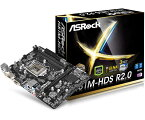 ASRock H81M-HDS R2.0(MB3557) IntelH81チップセット搭載mATXマザーボード【少量在庫有り即納!】