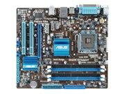 Asustek P5G41C-M LX Intel G41搭載マザーボードにDDR3/DDR2 コンボ対応M-ATXマザーボード