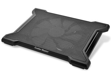 Cooler Master R9-NBC-XS2KJ-GP(HS1070) [NOTEPAL X-SLIM II]15.6インチまでのノートブックに対応 家庭用ゲーム機の冷却にも最適なノートブッククーラー