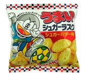 【駄菓子】30円 20gうまい輪 シュガーラスク味(30入)