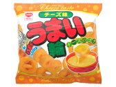 【駄菓子】30円 17gうまい輪 チーズ味(30入)