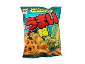 【駄菓子】75gうまい輪 やさいサラダ味 12袋入