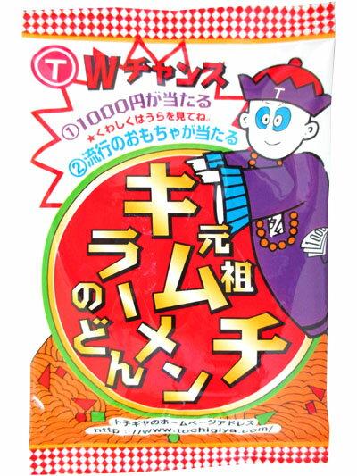 30円キムチラーメンのどん