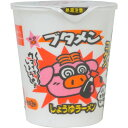 80円 おやつカンパニー ブタメン しょうゆラーメン [1箱 15個入]【駄菓子 縁日 子供
