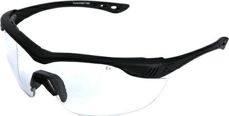 装備・備品, ゴーグル・フェイスガード EDGE Tactical HO611-1 Overlord - Black FrameClear VS Lens