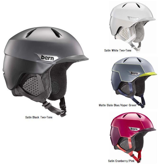 bernバーン幅広いサイズ展開ヘルメットWESTONPEAKスノボスノーボードウィンタースポーツBoaツバ取り外し可能な2WAYモデル