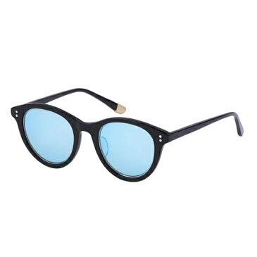 SABRE セイバー サングラス スカイラーク SKYLARK : BLACK GROSS / LIGHT BLUE MIRROR