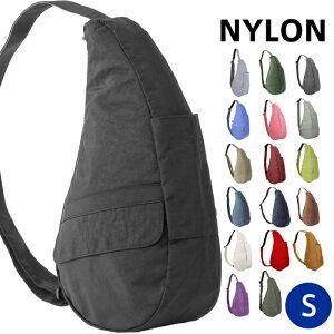 【SS20新色入荷!】ヘルシーバックバッグ S ナイロン アメリバッグ Healthy Back Bag ボディーバッグ 送料無料 ショルダーバッグ テクスチャードナイロン Distressed Nylon