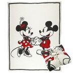 【クーポンで最大500円オフ】 ベアフットドリームス ディズニー ブランケット ミッキーマウス ミニーマウス ブランケット [ #DNHCC1349-118-63 ] DISNEY Mickey & Minnie ブランケット 毛布 秋冬 ギフト