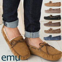 エミュ/EMUアミティーAmityW10555モカシンシューズ