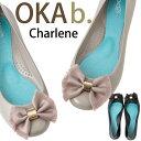 【クーポンで10%オフ】オカビー パンプス OKA b. Charle...