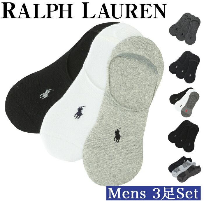 靴下・レッグウェア, 靴下  3 POLO RALPH LAUREN 50