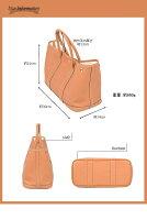 高級本革使用★トートバッグnaveMサイズFRANCEPARIS上質レザー牛革大容量レディースハンドバッグ