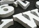期間限定/ポイント10倍/終了間近 アンティークな雰囲気のある古材をリサイクルしたアルファベ...