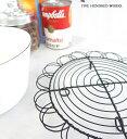 アイアンパンマットA(鍋敷き)500WORKS. アイアン雑貨 鍋じき 雑貨 北欧 Creer/クレエ