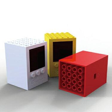 おもちゃのお家の住人になったみたい!ブロックと組み合わせれば楽しさ倍増のミニフォトフレー...